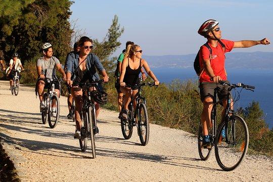 Guided bike tour in Split