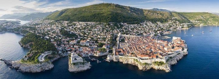 Dubrovnik was the capital of the GOT