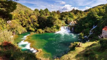 NP Krka is the most wanted day trip