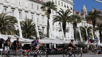 Rent a bike in Split