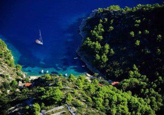 Solta island boat tour