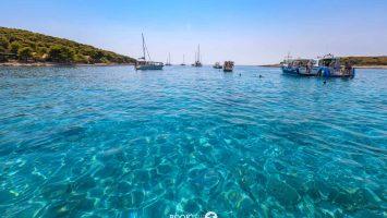 Blue Lagoon Budikovac trip