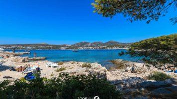 Spreed boat Komiza tour from Split