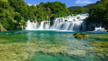 NP Krka tour from Split