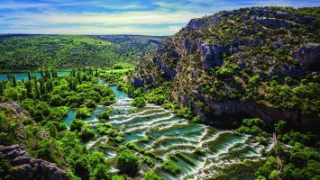 NP Krka is in the 10 best Split tours