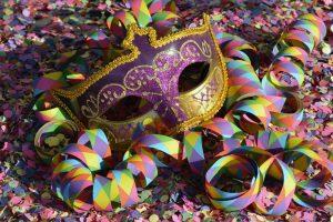 Canva - Mask with Confetti