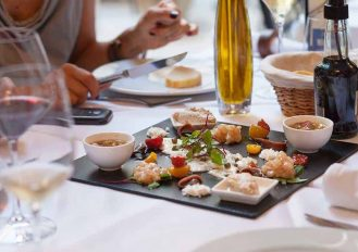 Food and wine tour in Split