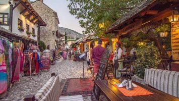 Mostar-restaurants