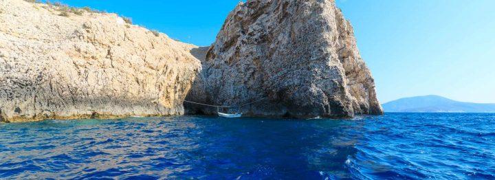 Vis and Hvar boat trip from Split
