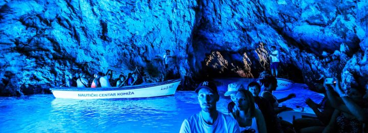Blue Cave trip from Split