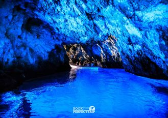 Blue Cave and 6 islands tour from Split