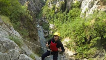 Extreme Canyoning in Croatia