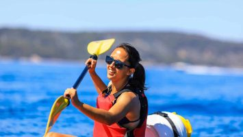 Only 38 euro sea kayak tour in Split