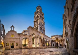 St. Domnius chatedral in Split