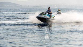 Watersport fun in Split