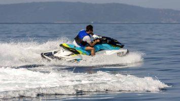 Jet ski half day tour in Croatia