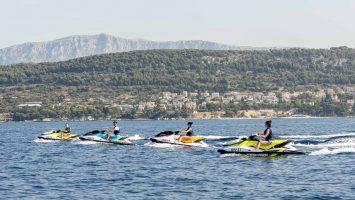 Adrenaline boat tours in Split