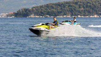 Jet Skiing tour in Split