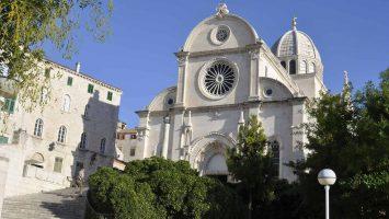 St Jacob's Cathedral in Sibenik