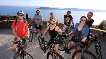 Marjan hill bike tour