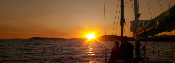Private sailing tour from Split Croatia to Brac island