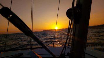 Romantic 2-hour sailing tour in Croatia